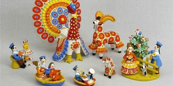 Картинки по запросу дымковская игрушка