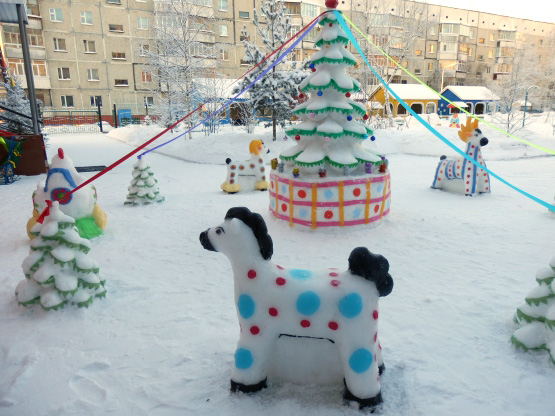Искусственный снег для ёлки